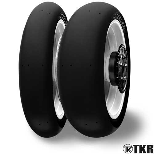 Racetec Slick (前輪) K1 [120/70 R17] 輪胎