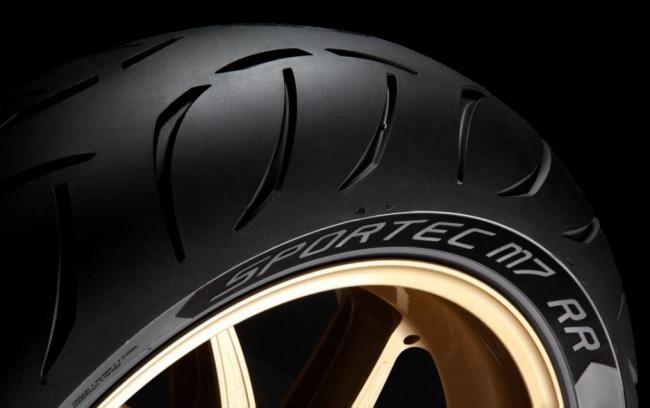 【METZELER】SPORTEC M7RR (後輪) [190/55 ZR 17]  M/C (75W) TL (輪胎) - 「Webike-摩托百貨」