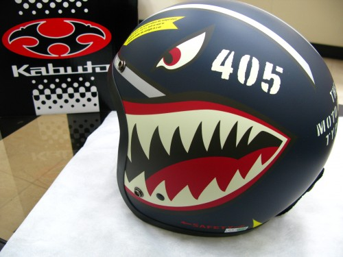 RADIC・N 5 [Ludwig]安全帽