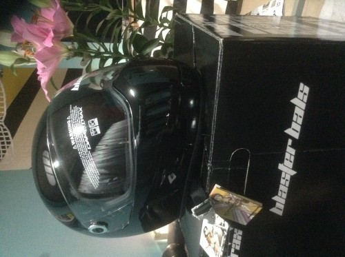 BLASTER BALS安全帽 DAMMTRAX