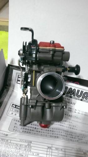 MIKUNI TMR-MJNΦ34化油器 YOSHIMURA