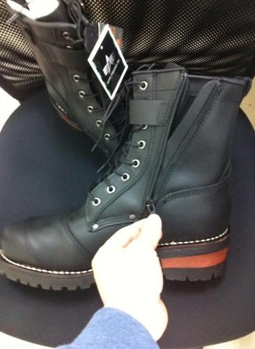 騎士靴 ALPHA