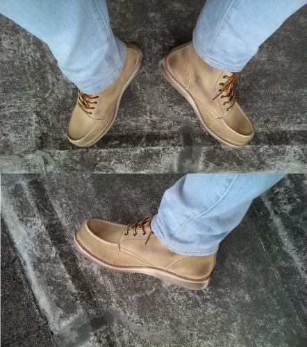 IBUSHI TYPE2 高筒靴
