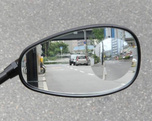 Stream後視鏡 【內砍圓型廣角鏡】 KITACO