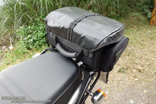 Adjuster 坐墊包 DEGNER