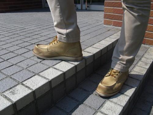 IBUSHI TYPE2 高筒靴 WIN GLOVE