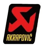 耐熱消音器貼紙 AKRAPOVIC