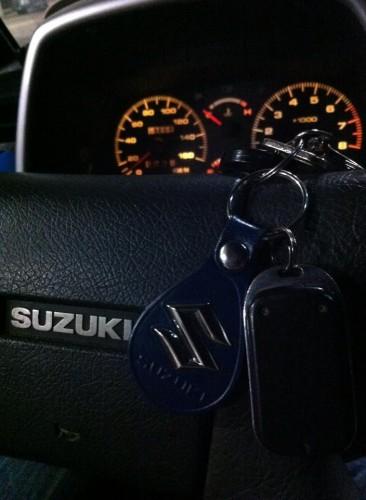 鑰匙圈 <SEA BASS> SUZUKI