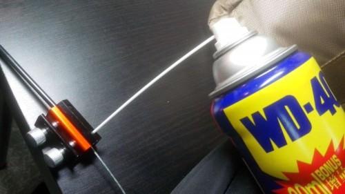 鋼索注油器(雙頭) Webike Garage