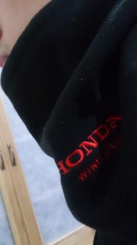 Wind stop管狀頸部保暖套 HONDA