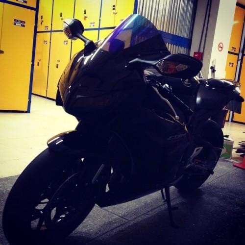 碳纖維鑲邊風鏡 Magical Racing
