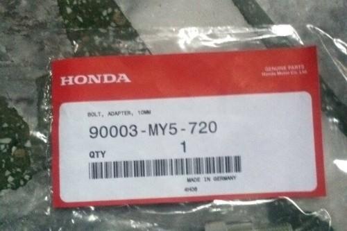 90003-MY5-720 HONDA