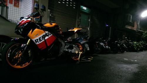 Racing 後支架(SC59) (銀色) TSR