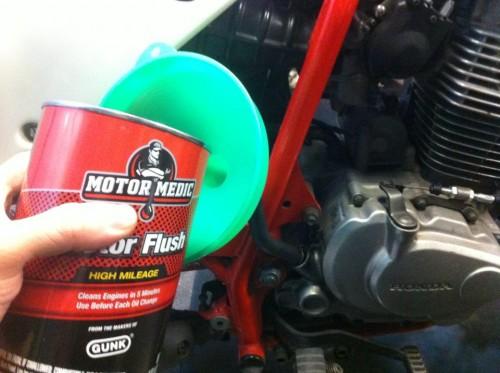 五分鐘引擎內部油泥清洗劑 GUNK