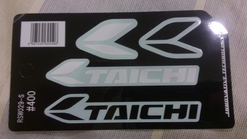 TAICHI ロゴステッカー(S)