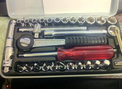33件 工具組 KITACO