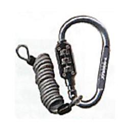 安全帽扣環鎖附纜繩 DAMMTRAX