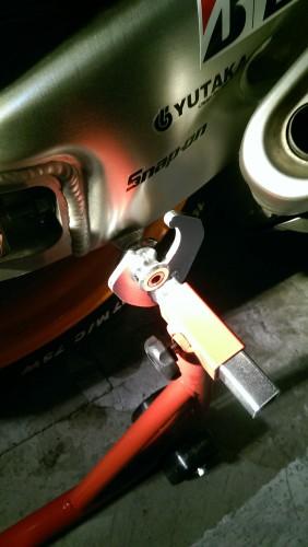 鋁合金支架掛鉤螺絲套件 M6 IMPACT