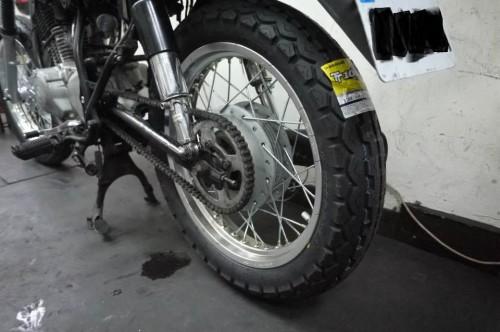 TT100GP 【120/80-17 MC 61S WT】輪胎 DUNLOP