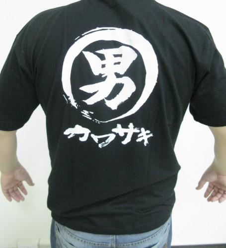 KAWASAKI T恤(男) KAWASAKI