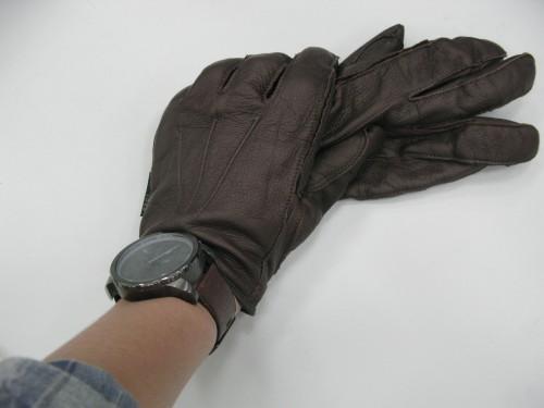 皮革手套 HONDA