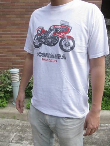 USYoshimura  T恤 (EDDURANCE) YOSHIMURA