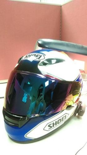 安全帽 安全帽鏡面鏡片 CW-1對應品 IMPACT