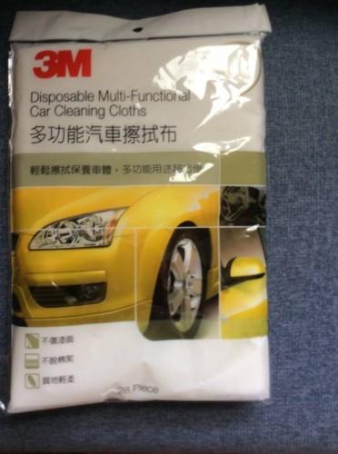 多功能車用擦拭布 3M