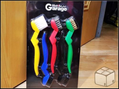 5件式刷具組 Webike Garage