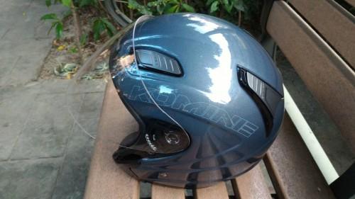 HK-168 Plutox安全帽 KOMINE