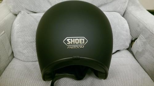 FREEDOM 安全帽 SHOEI