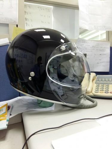寬邊泡泡安全帽鏡片 普通顏色 OGK KABUTO