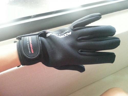 GK-753 合成橡膠手套 KOMINE