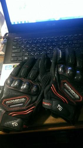 GK-167 碳纖維防護網格手套