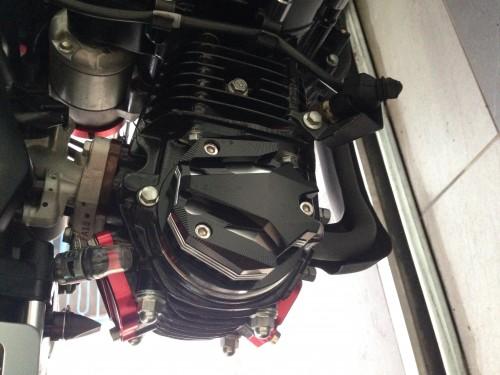 汽缸頭蓋 (散熱片型) IMPACT