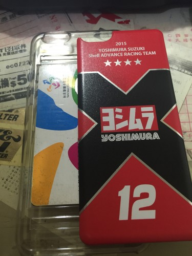 iPhone6 IC卡外殼 YOSHIMURA