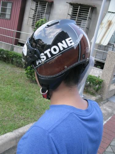 KSR-DD70 四分之三安全帽 ASTONE