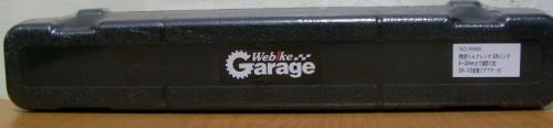 6~30Nm 扭力板手 Webike Garage