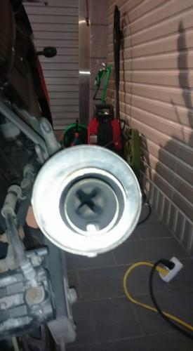內消音器 (干涉排氣消音型式) DAYTONA
