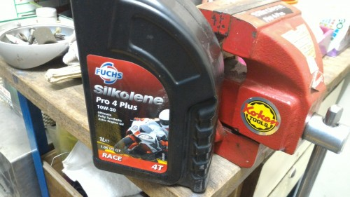 FUCHS SILKOLENE 賽克龍 PRO 4 PLUS 10W50 全合成酯類機油