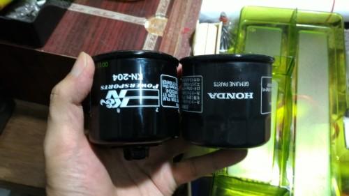 KN-204 機油濾芯