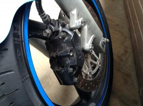 Racing Sinter Front 622RS 煞車來令片 SBS