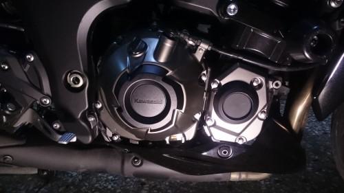 引擎保護滑塊套件 KAWASAKI