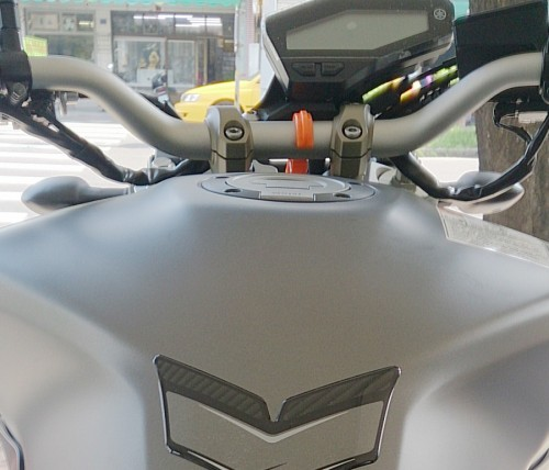 煞車固定器-橘色 Webike Garage