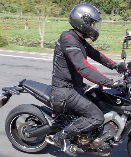 Desi Bag Plus  MFK-206 (Holster槍背帶包) 2.8L-4.6L TANAX motofizz