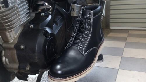 Neo軍靴 ALPHA