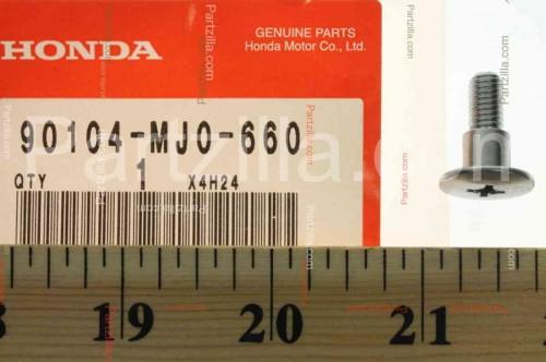 90104-MJ0-660 HONDA