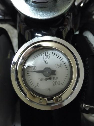 機油量油尺付油溫計 DAYTONA