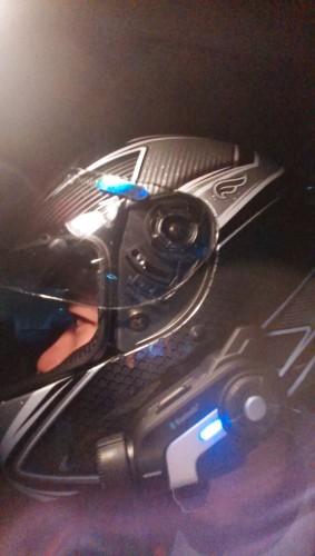 10C 重機藍牙攝影及通訊系統 SENA
