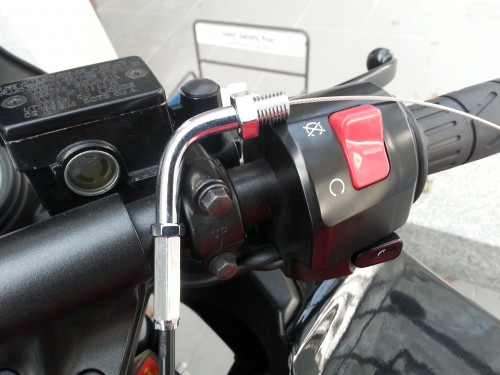 車種專用油門拉索 ACTIVE